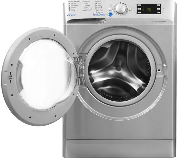 Indesit Innex Bwe 91484x S Washing Machine Silver Fast Delivery