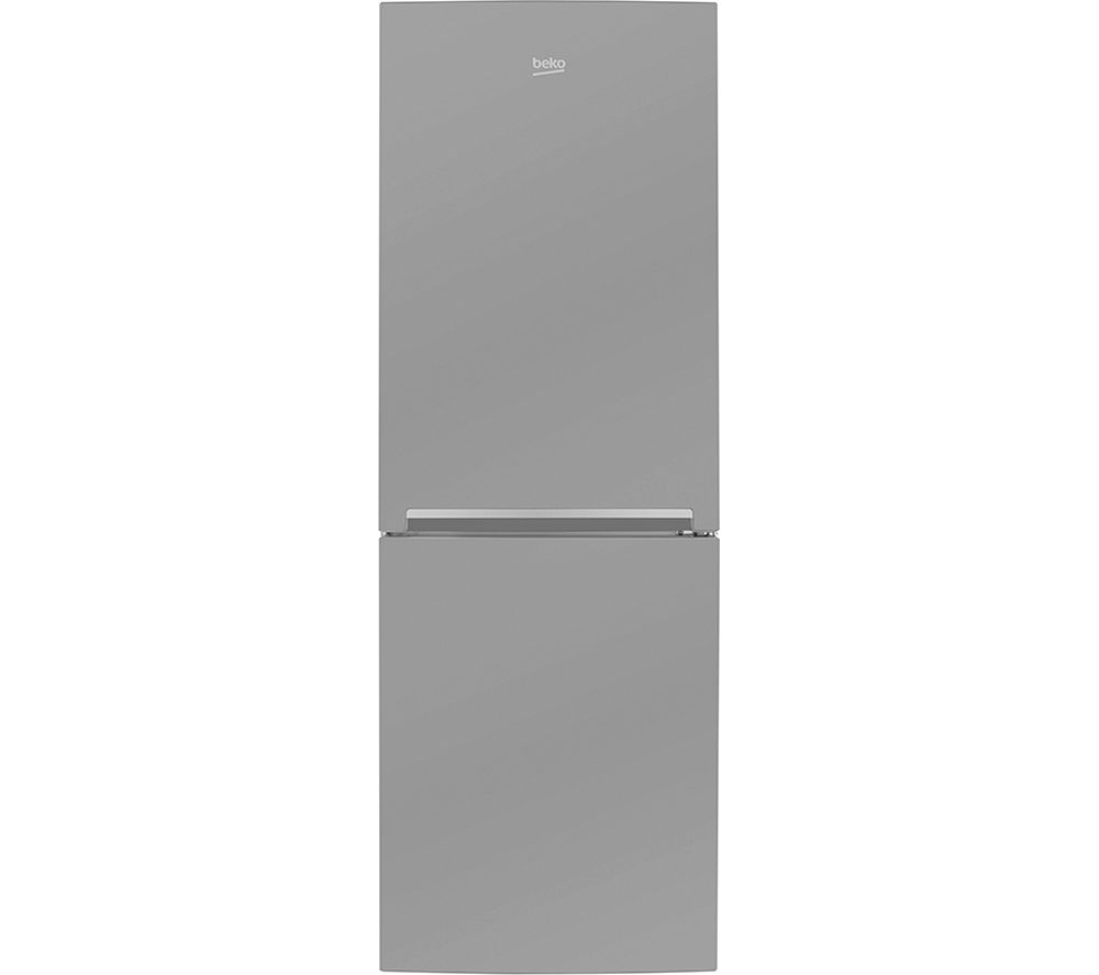 BEKO CSG1675S 60/40 Fridge Freezer - Silver