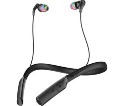 SKULLCANDY Method Wireless Bluetooth Headphones - Black