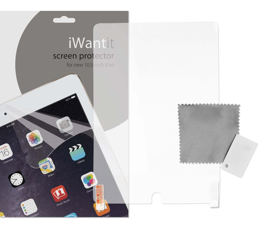 "IWANTIT iPad Pro 10.5"" Screen Protector Review thumbnail"