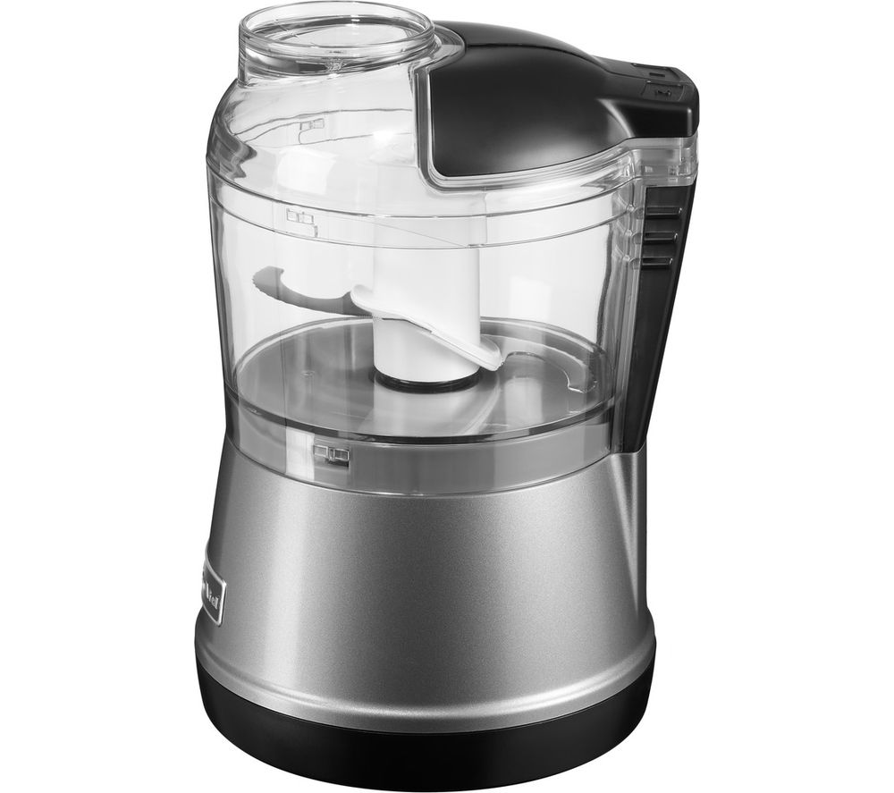 KITCHENAID 5KFC3515BCU Mini Chopper - Contour Silver