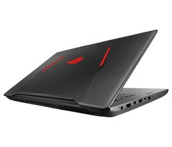 "ASUS Republic of Gamers Strix GL702ZC 17.3"" Gaming Laptop - Black"