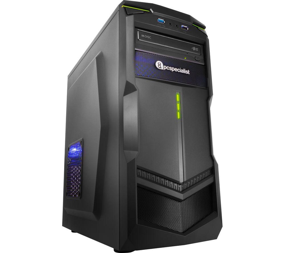 PC SPECIALIST Vortex Core GT Gaming PC