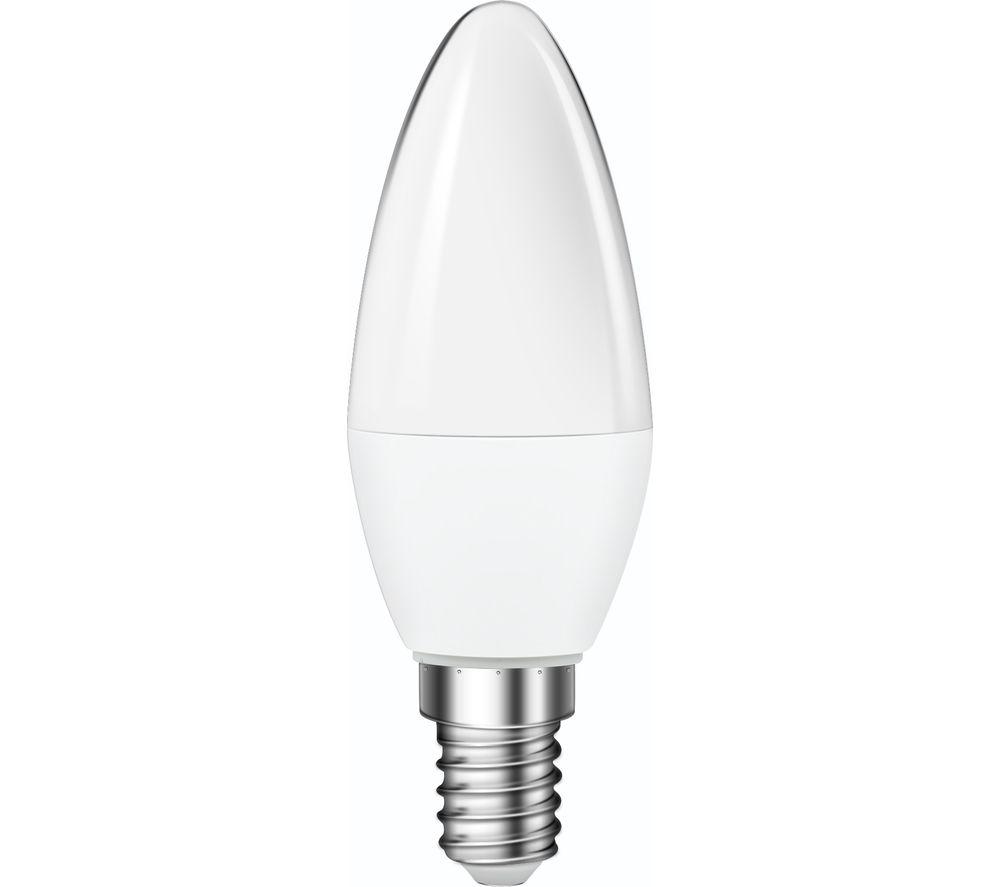 LOGIK LC6E1417 LED Light Bulb - E14