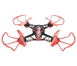 NIKKO AIR DRL Race Vision 220 FPV Pro Drone with Controller - Red & Black