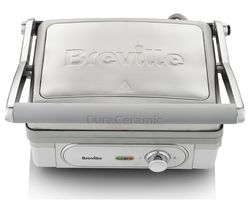 BREVILLE Ultimate VHG026 Health Grill - Stainless Steel