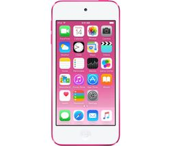 APPLE iPod touch - 128 GB, 6th Generation, Pink