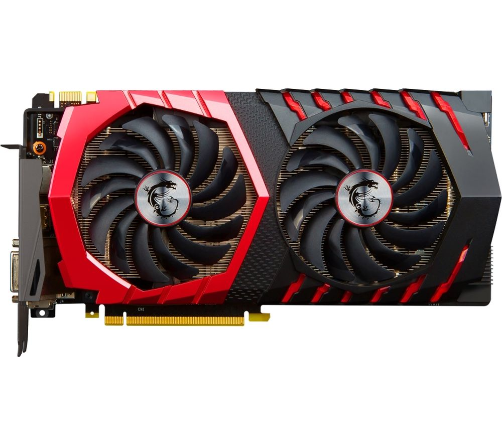 MSI GeForce GTX 1070 Ti 8 GB Graphics Card