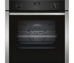 N50 B1ACE4HN0B Electric Oven - Stainless Steel