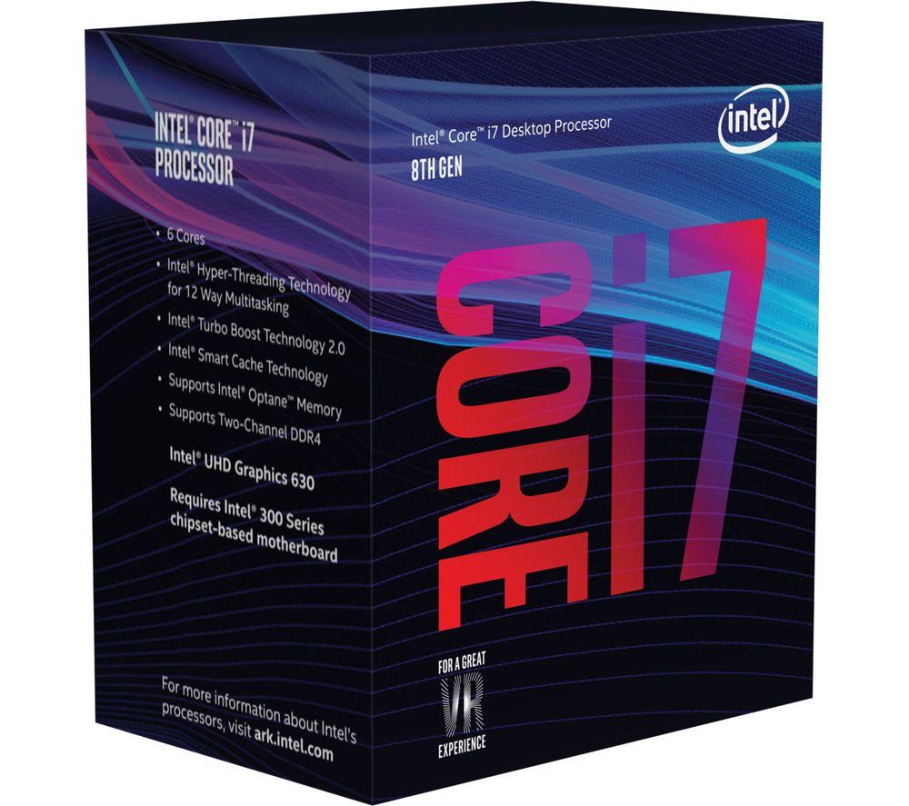 Intel® Core i7-8700 Processor