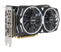 MSI Radeon RX 570 8 GB Armor OC Graphics Card