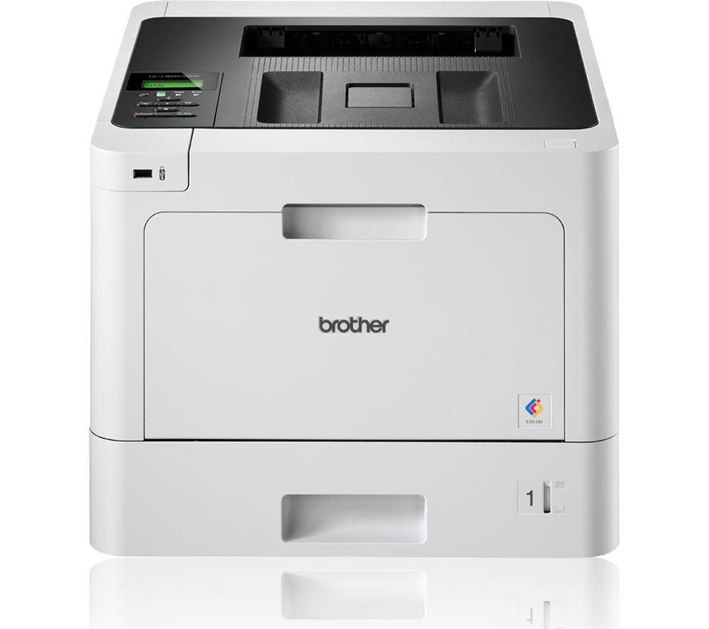Image of BROTHER HLL8260CDW Wireless Laser Printer