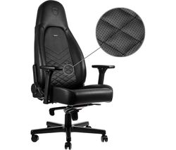 NOBLECHAIRS ICON Gaming Chair - Black