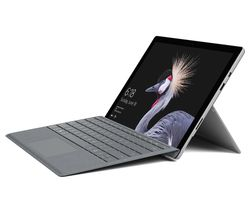 "MICROSOFT 12.3"" Intel® Core™ i5 Surface Pro & Typecover - 256 GB, Silver"