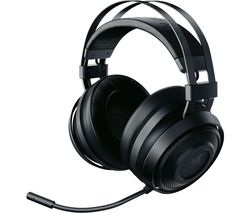 Nari Essential Wireless Gaming Headset - Black