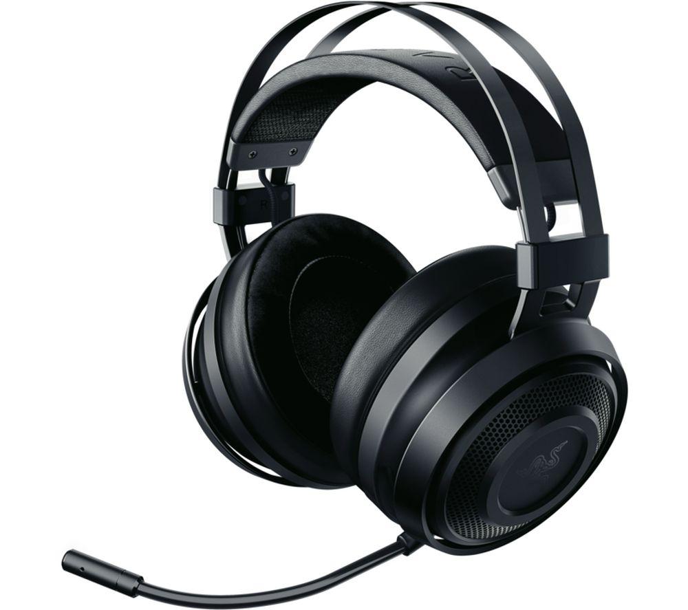 RAZER Nari Essential Wireless Gaming Headset - Black