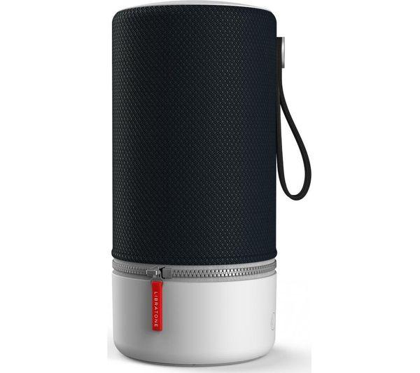 Image of LIBRATONE ZIPP 2 Portable Wireless Voice Controlled Speaker - Black