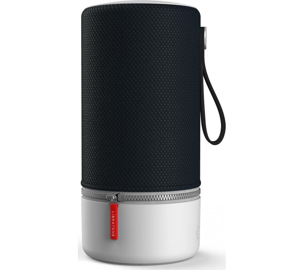 LIBRATONE ZIPP 2 Portable Wireless Speaker with Amazon Alexa - Black