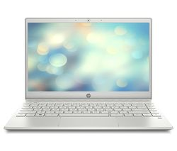 "HP Pavilion 13-an0506sa 13.3"" Intel® Core™ i5 Laptop - 256 GB SSD, Silver"