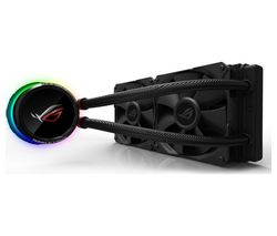 ASUS ROG Ryuo 240 mm CPU Cooler - RGB LED