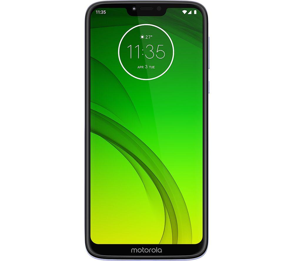 Motorola G7 Power - 64 GB, Violet