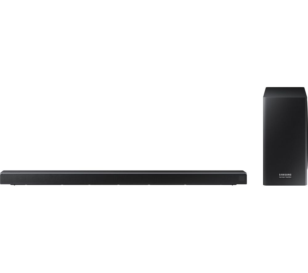 SAMSUNG harman/kardon HW-Q70R 3.1.2 Wireless Sound Bar with Dolby Atmos