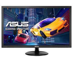 "ASUS VP228QG Full HD 21.5"" LED Gaming Monitor - Black"