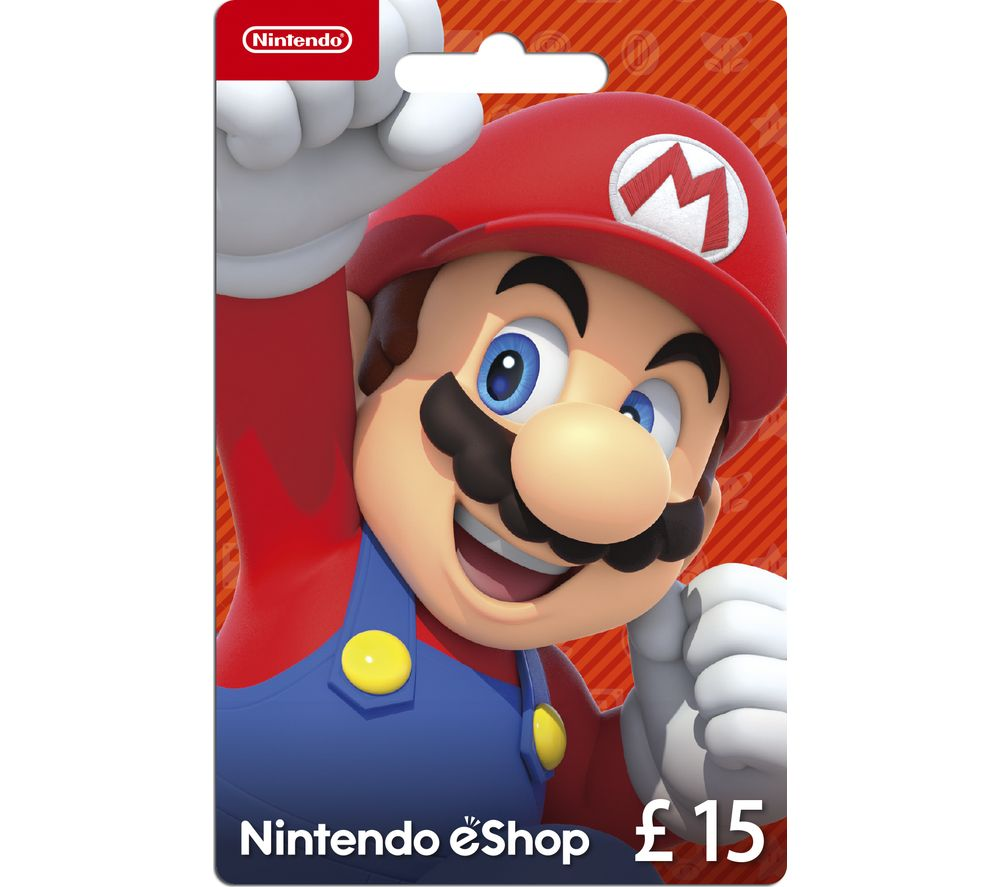 Image of eShop Gift Card - ?15