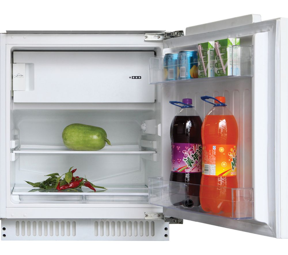 HOOVER H-FRIDGE 300 HBRUP 164 NK Integrated Fridge - Fixed Hinge