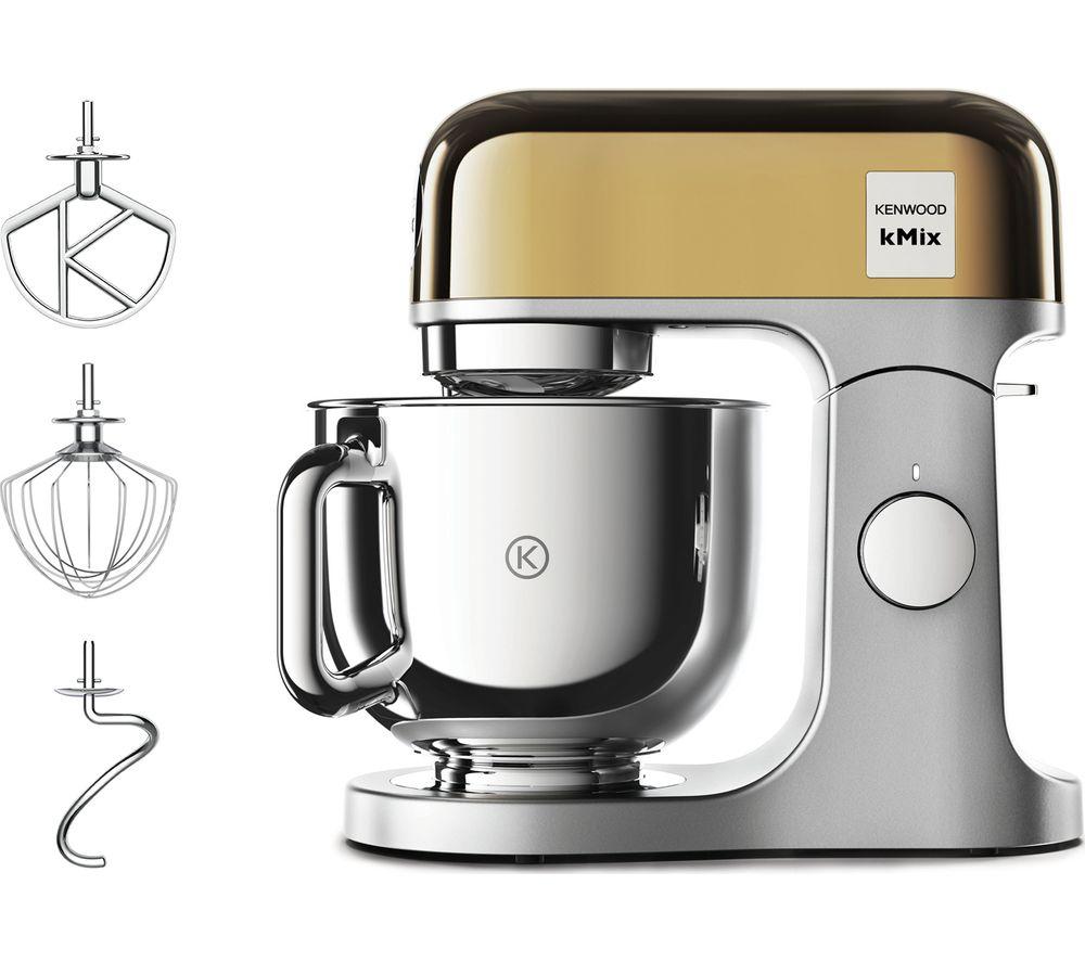 kMix KMX760YG Kitchen Machine - Gold