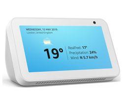 Echo Show 5 (1st Gen) Smart Display with Alexa - White