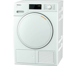 MIELE TWB140 WP 7 kg Heat Pump Tumble Dryer - White