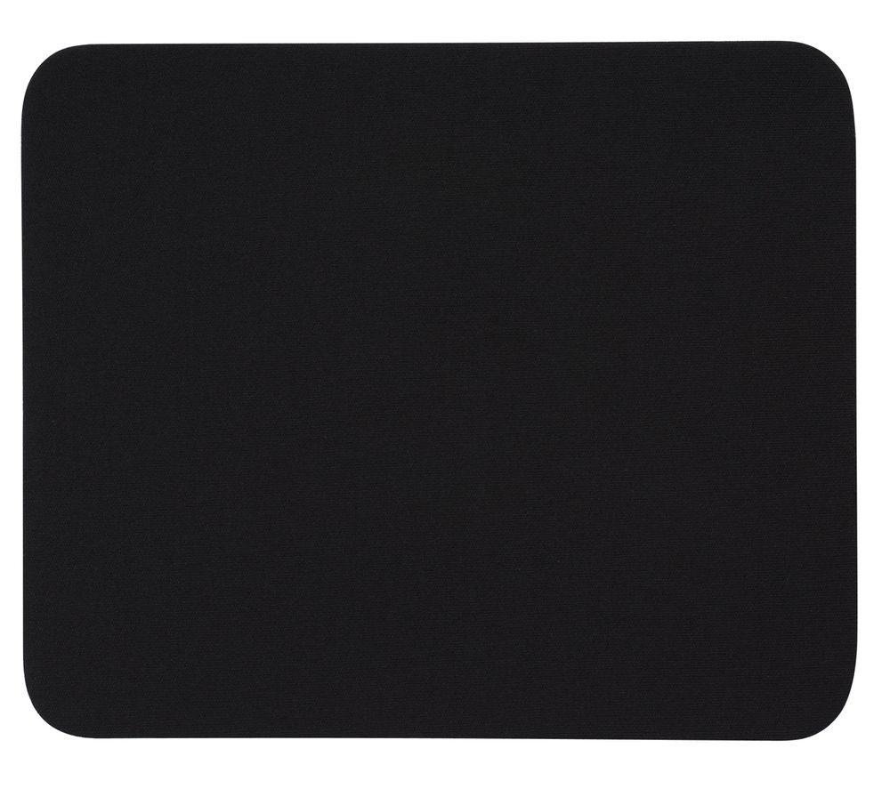 ESSENTIALS PMMAT11 Mouse Mat - Black