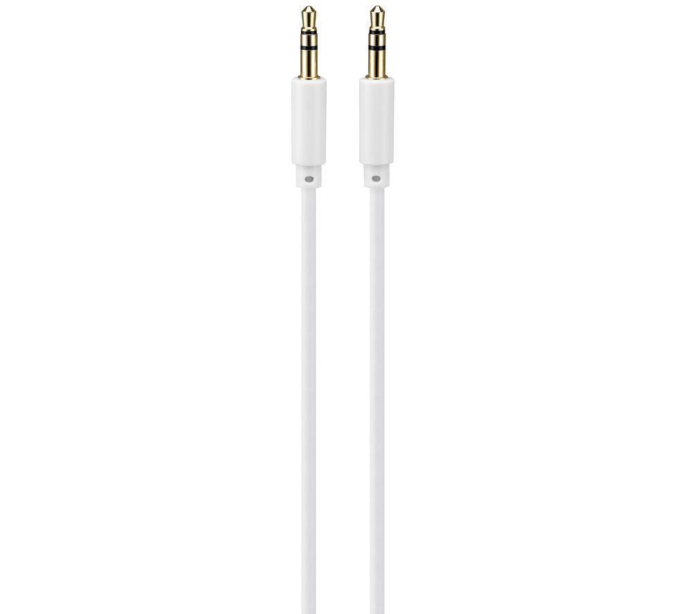 Image of LOGIK L3535C19 Aux Cable - 1.8 m, Gold