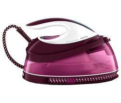 PHILIPS PerfectCare Compact GC7808/40 Steam Generator Iron - Dark Red Best Price, Cheapest Prices