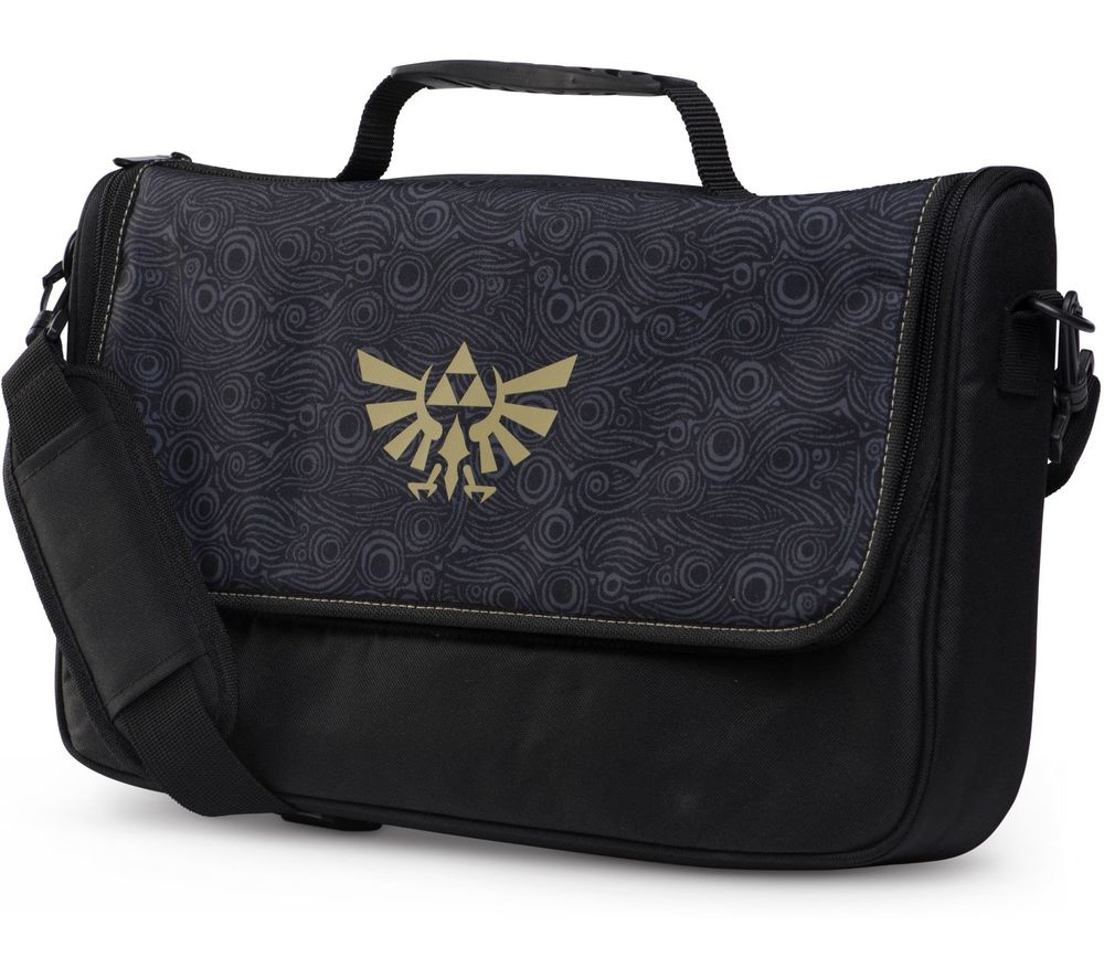 POWERA Nintendo Switch Messenger Bag - Zelda Edition