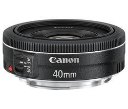EF 40 mm f/2.8 STM Prime Pancake Lens