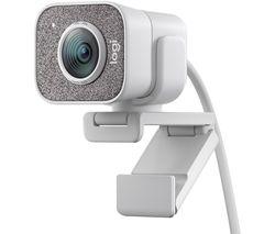 StreamCam Full HD Webcam - White