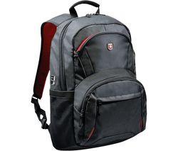 Houston Laptop Backpack - Black