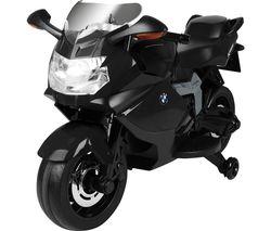 Vroom TY5838BK BMW Bike Electric Ride On Toy - Black