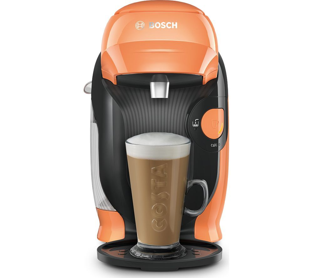 TASSIMO by Bosch Style TAS1106GB Coffee Machine - Peach