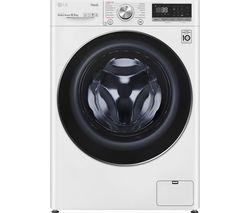 TurboWash 360 with AI DD V9 F4V910WTSE WiFi-enabled 10.5 kg 1400 Spin Washing Machine - White