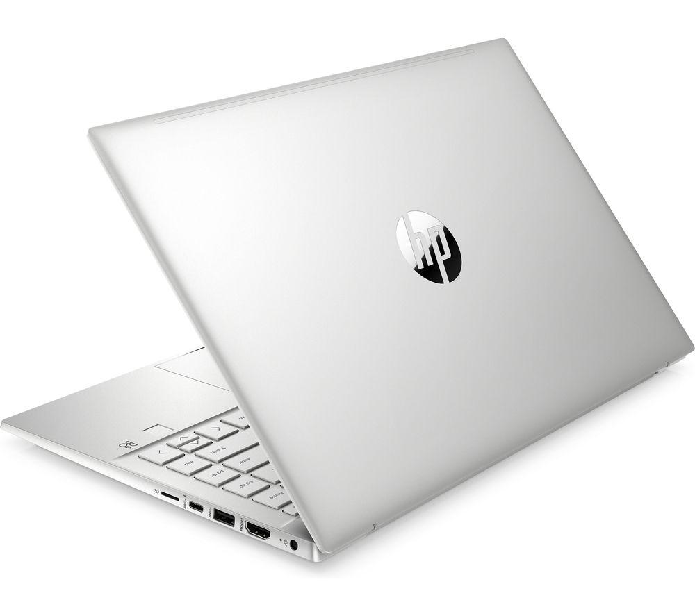 "Image of HP Pavilion 14-dv0521sa 14"" Laptop - Intel®Core™ i5, 512 GB SSD, Silver, Silver"