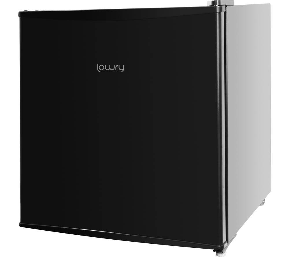 Image of LOWRY LTTFZ1B Mini Freezer - Black, Black