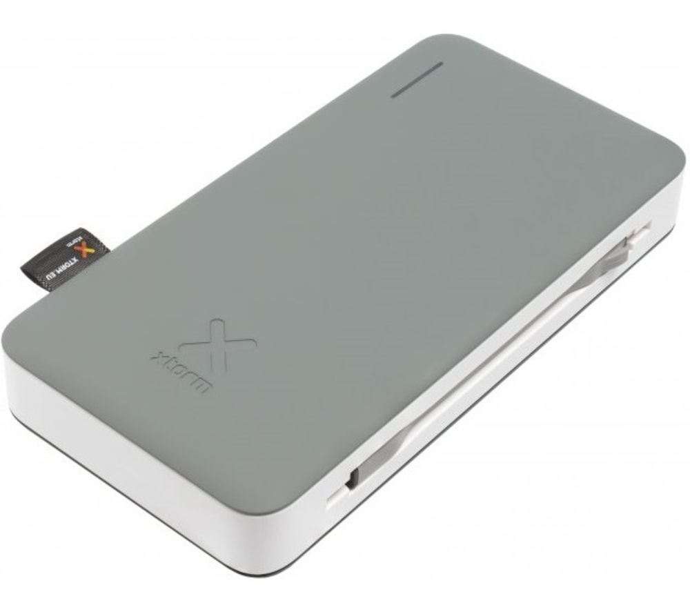 XTORM XB301 Portable Power Bank - Grey