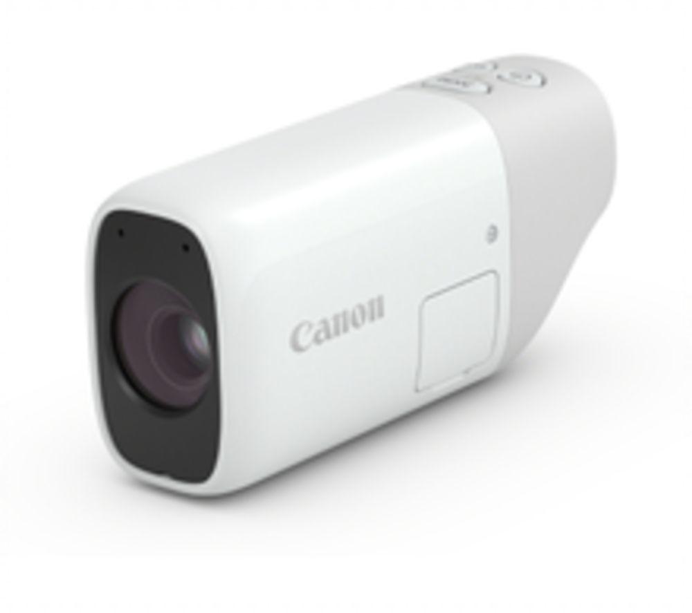 CANON PowerShot Zoom Camera - White