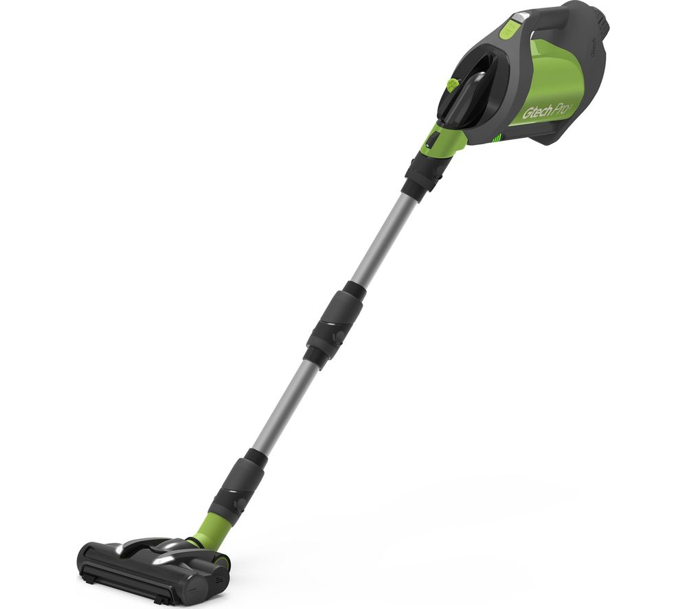 GTECH Pro 2 Cordless Vacuum Cleaner - Green