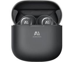 AU-Stream Wireless Bluetooth Noise-Cancelling Earphones - Black