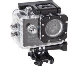 I67002 Action Pro Sports Camera - Black