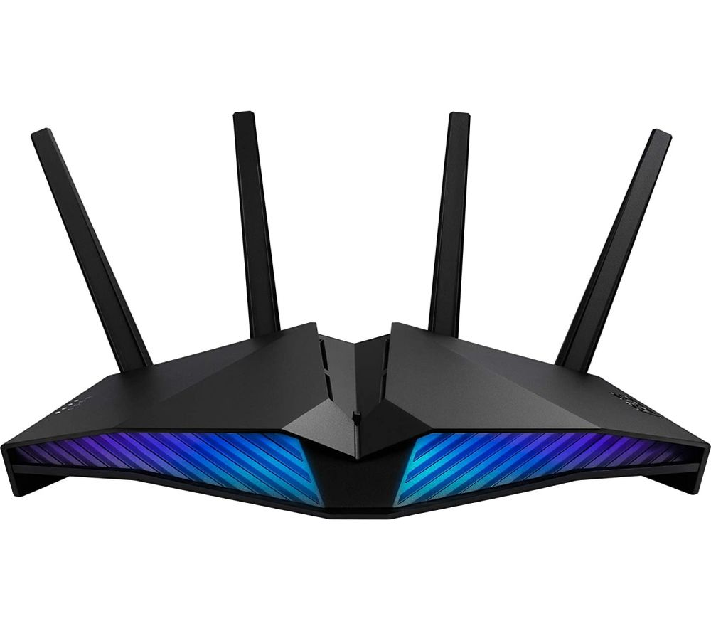 ASUS DSL-AX82U WiFi Modem Router - AX 5400, Dual-band